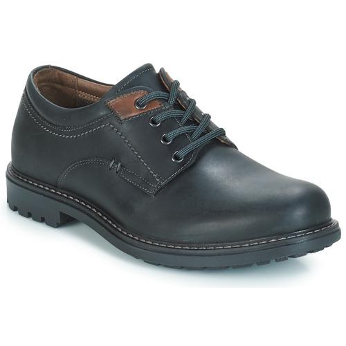 kengät Miehet Derby-kengät André BOULON Black