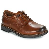 kengät Miehet Derby-kengät André BOULON Brown