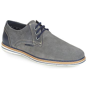 kengät Miehet Derby-kengät André MARIO Grey