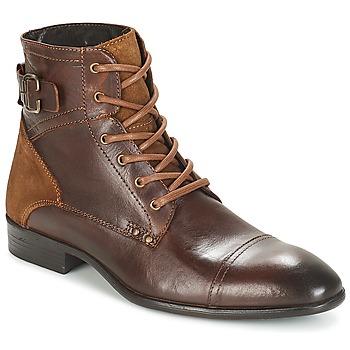 kengät Miehet Bootsit André PHILIPPE Brown