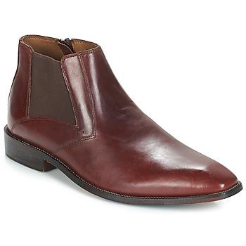kengät Miehet Bootsit André FLORIAN Brown
