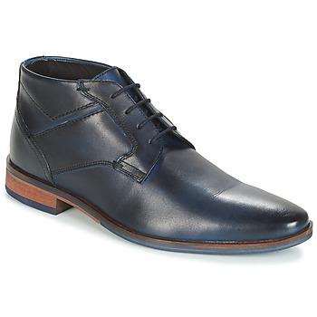 kengät Miehet Bootsit André PILOTE Blue