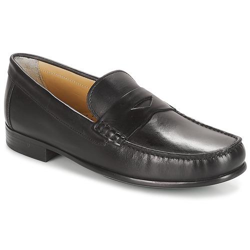 kengät Miehet Mokkasiinit André BUREAU Black