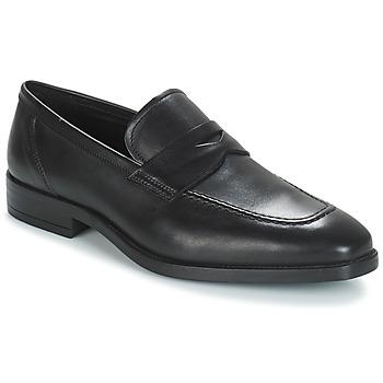 kengät Miehet Mokkasiinit André MOC Black