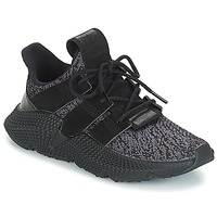 finest selection 219ab 64cee kengät Lapset Matalavartiset tennarit adidas Originals PROPHERE J Black