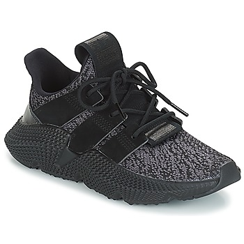 kengät Lapset Matalavartiset tennarit adidas Originals PROPHERE J Black