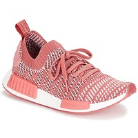 kengät Naiset Matalavartiset tennarit adidas Originals NMD R1 STLT PK W Vaaleanpunainen
