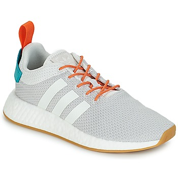 super popular 96cd6 10c2e kengät Matalavartiset tennarit adidas Originals NMD R2 SUMMER Grey