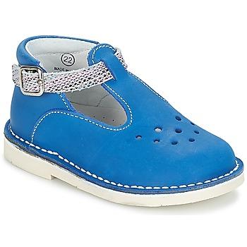 kengät Tytöt Balleriinat André LE SABLIER Blue