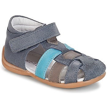 kengät Pojat Sandaalit ja avokkaat André LES PRALINES Blue