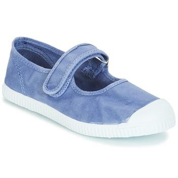 kengät Tytöt Balleriinat André LA BLEUETTE Blue