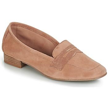 kengät Naiset Mokkasiinit André NAMOURS Nude