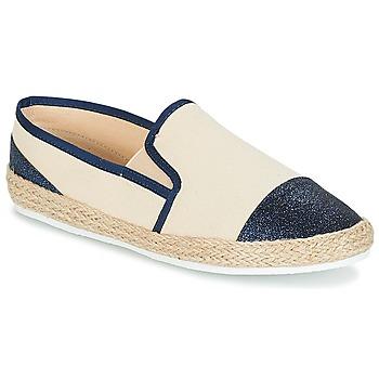 kengät Naiset Espadrillot André DIXY Blue