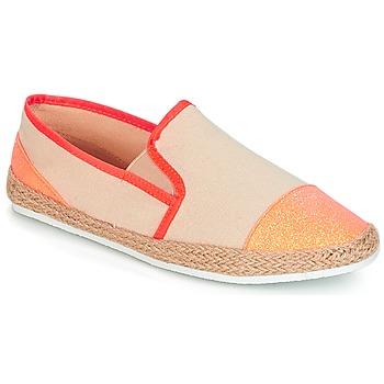 kengät Naiset Espadrillot André DIXY Corail