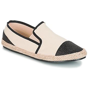 kengät Naiset Espadrillot André DIXY Black