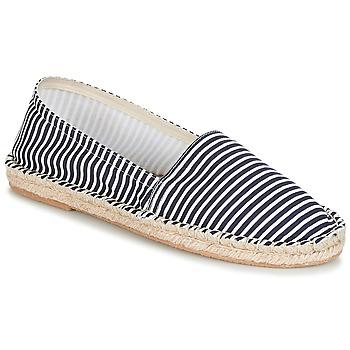 kengät Naiset Espadrillot André JAMAIQUE Raidallinen / Blue