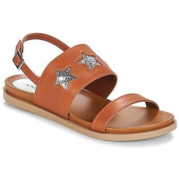 kengät Naiset Sandaalit ja avokkaat André TAIGA Camel