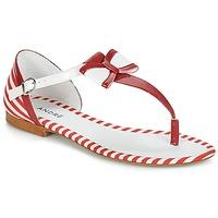 kengät Naiset Sandaalit ja avokkaat André DORINE Punainen