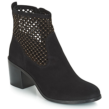 kengät Naiset Bootsit André TOTEM Black