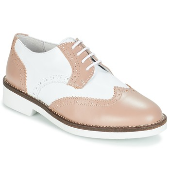 kengät Naiset Derby-kengät André CASPER Beige