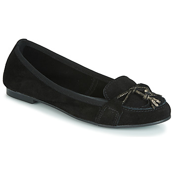 kengät Naiset Mokkasiinit André COQUETTE Black