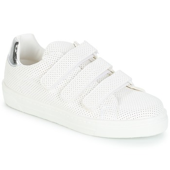 kengät Naiset Matalavartiset tennarit André CARLINE White