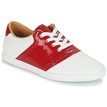kengät Naiset Matalavartiset tennarit André LIZZIE Red