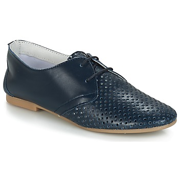 kengät Naiset Derby-kengät André DELICATESSE Laivastonsininen