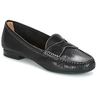 kengät Naiset Mokkasiinit André DORY Black
