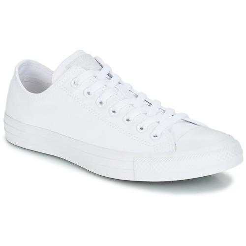 kengät Matalavartiset tennarit Converse ALL STAR CORE OX White