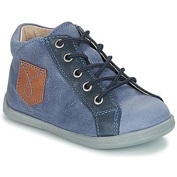 kengät Pojat Bootsit André POCHE Blue