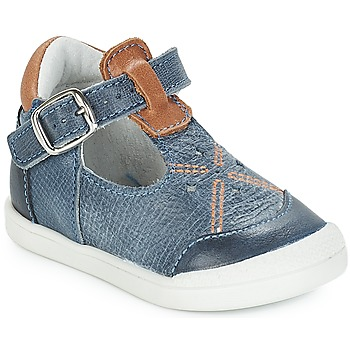 kengät Lapset Balleriinat André POCHOIR Blue