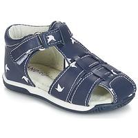 kengät Pojat Sandaalit ja avokkaat André ORIGAMI Blue