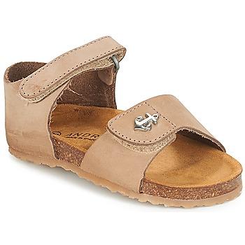 kengät Lapset Sandaalit ja avokkaat André MATELOT Beige