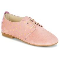 kengät Tytöt Derby-kengät André CELESTINE Pink