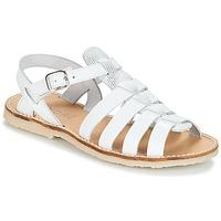 kengät Tytöt Sandaalit ja avokkaat André CANDIE White
