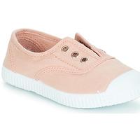 kengät Tytöt Tennarit André LES VACANCES Vaaleanpunainen