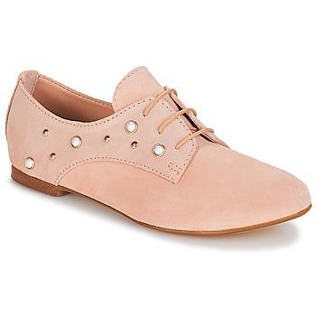 kengät Tytöt Derby-kengät André PERLA Pink