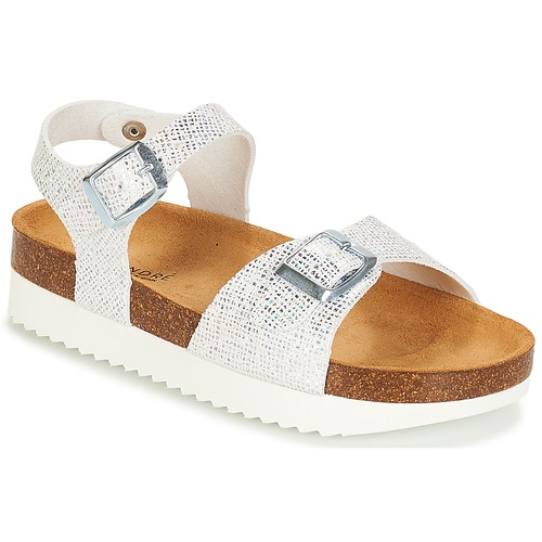 kengät Tytöt Sandaalit ja avokkaat André LAURE Hopea