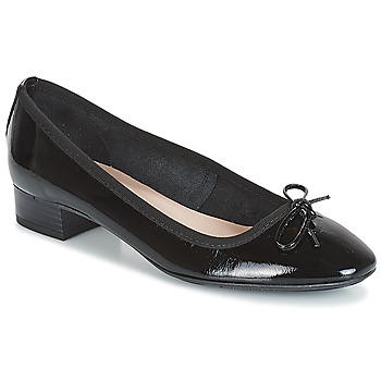 kengät Naiset Balleriinat André PAROSA Black