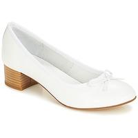 kengät Naiset Balleriinat André POETESSE White