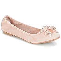 kengät Naiset Balleriinat André DAHLIA Nude