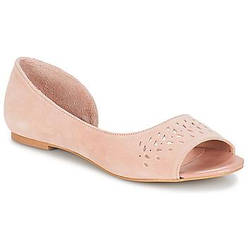 kengät Naiset Balleriinat André HELIA Pink