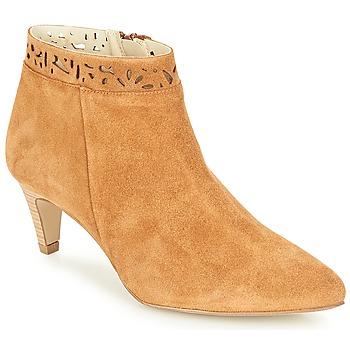 kengät Naiset Nilkkurit André SABLON Camel