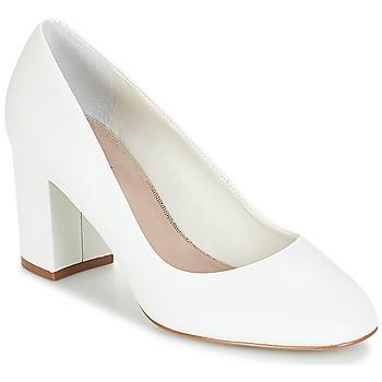 kengät Naiset Korkokengät André PENSIVE White