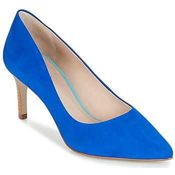 kengät Naiset Korkokengät André SCARLET Blue