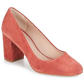 kengät Naiset Korkokengät André PENSIVE Vaaleanpunainen