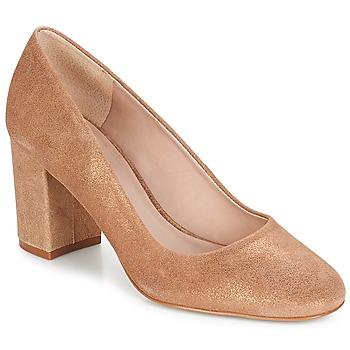 kengät Naiset Korkokengät André PENSIVE Bronze