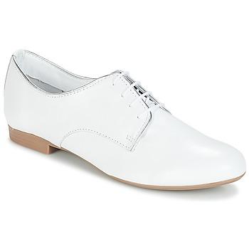 kengät Naiset Derby-kengät André COMPERE White