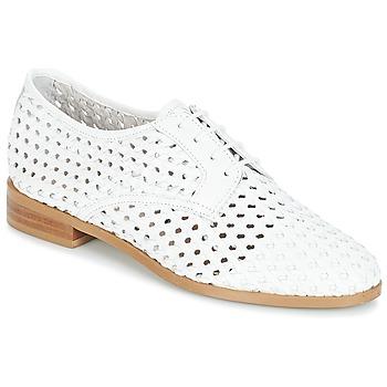 kengät Naiset Derby-kengät André TRANSAT White